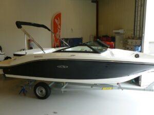 Sea Ray 190 SPX 2021 Fabriksny.