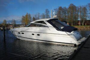 Princess V48 Sport Yacht 2007.