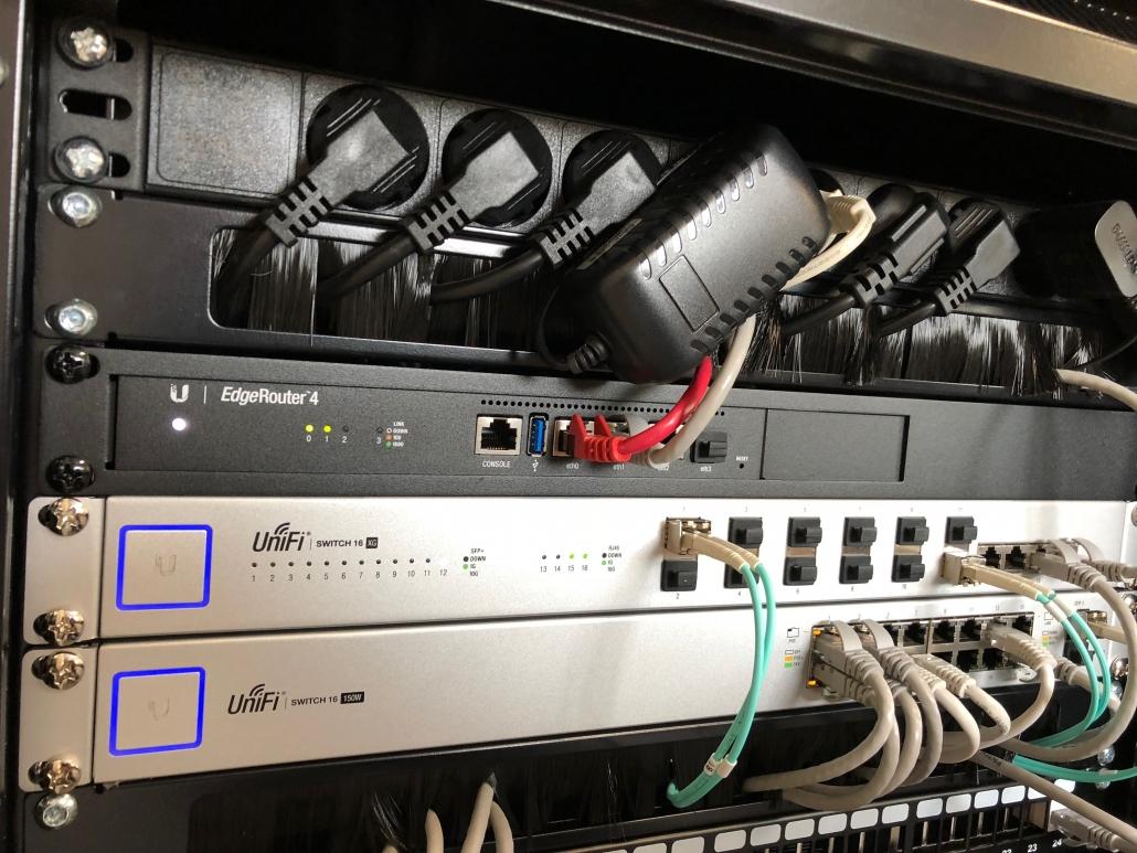 Netwerken en WIFI