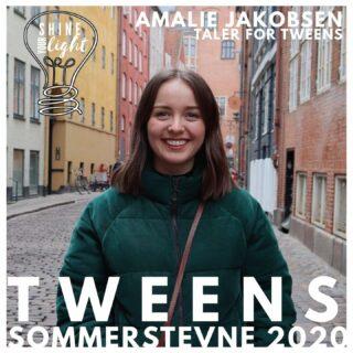 I år er vi så heldige å ha med oss Amalie Jakobsen som taler for tweens gruppa🙌🏻 det blir utrolig bra! Tweens kan glede seg til kule formiddager torsdag-lørdag, med aktiviteter og andakt.  Ikke gå glipp av sommerens store happening, sommerstevnet 2020 8.-12. Juli på Solstrand camping #dfef #dfefsommerstevnet #sommerstevnet2020 #solstrand @amaliejakobsen1