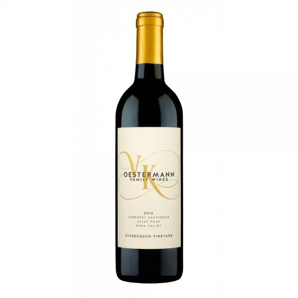 Oestermann Family Wines 2016 Cabernet Sauvignon Stagecoach vineyard