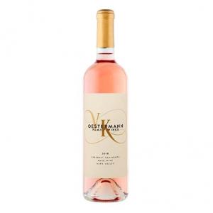 Oestermann Family Wines 2018 Cabernet Sauvignon Rosé Napa Valley