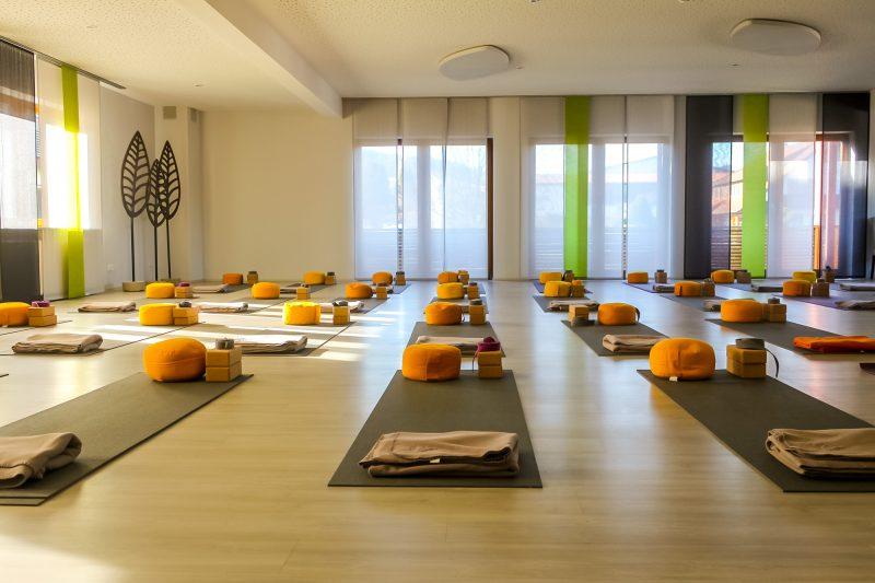 Yoga Hotel Freund