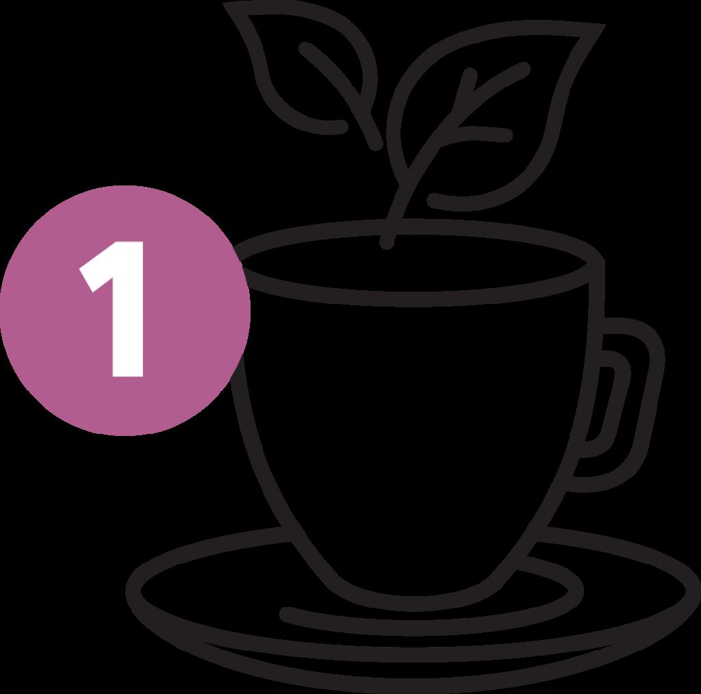 Zetmethode - icons - Breakfast 1
