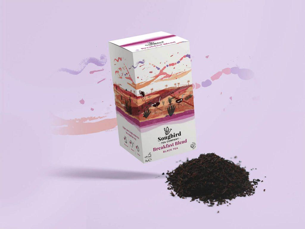 Songbird Tea Company - Breakfast