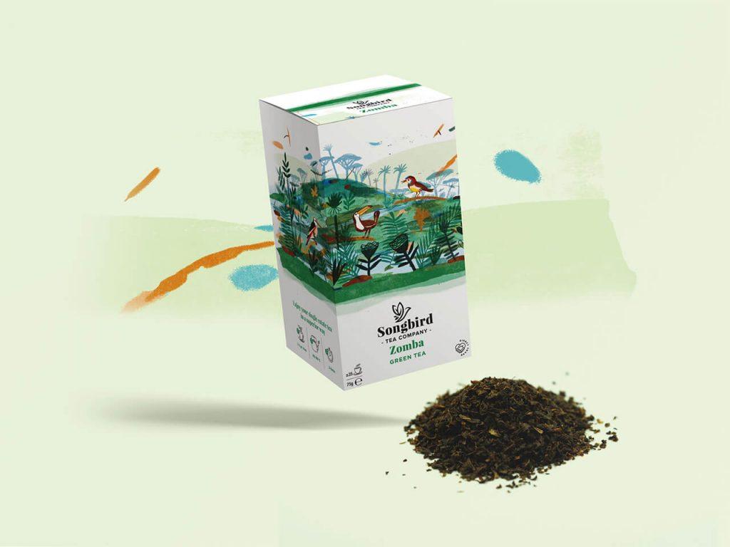 Songbird Tea Company - Zomba