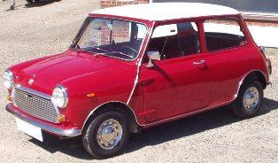 Morris Mascot Mini