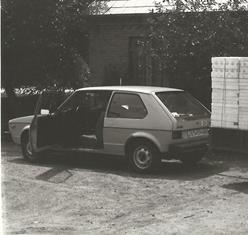 VW Golf 1 L- Benzin