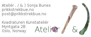 Sonja Bunes Studio Ateliér . / & )
