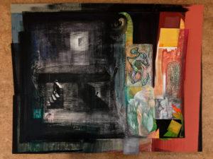 Sonja Bunes Digesting Decades Collage