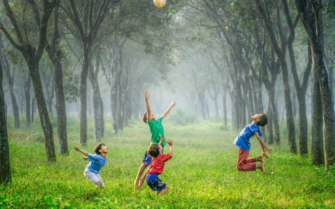 Kreativitet och inspirerande glädje hänger ihop!