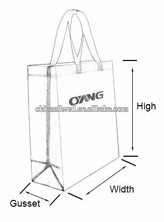 2019 latest Simple Operation bag making machine for laminated non woven box bag