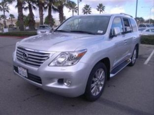 FOR SALE: Used 2011 Lexus LX570
