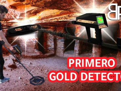 best gold detector primero 9 systems detection