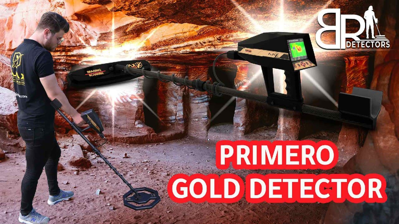 best gold detector primero – Advanced technology