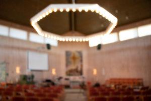 Sörbykyrkans kyrksal