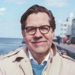 Porträtt av Lennart Albertsson