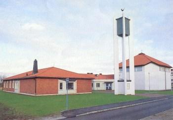 Sörbykyrkan exteriör