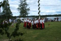 Kättbo Midsommar 2005