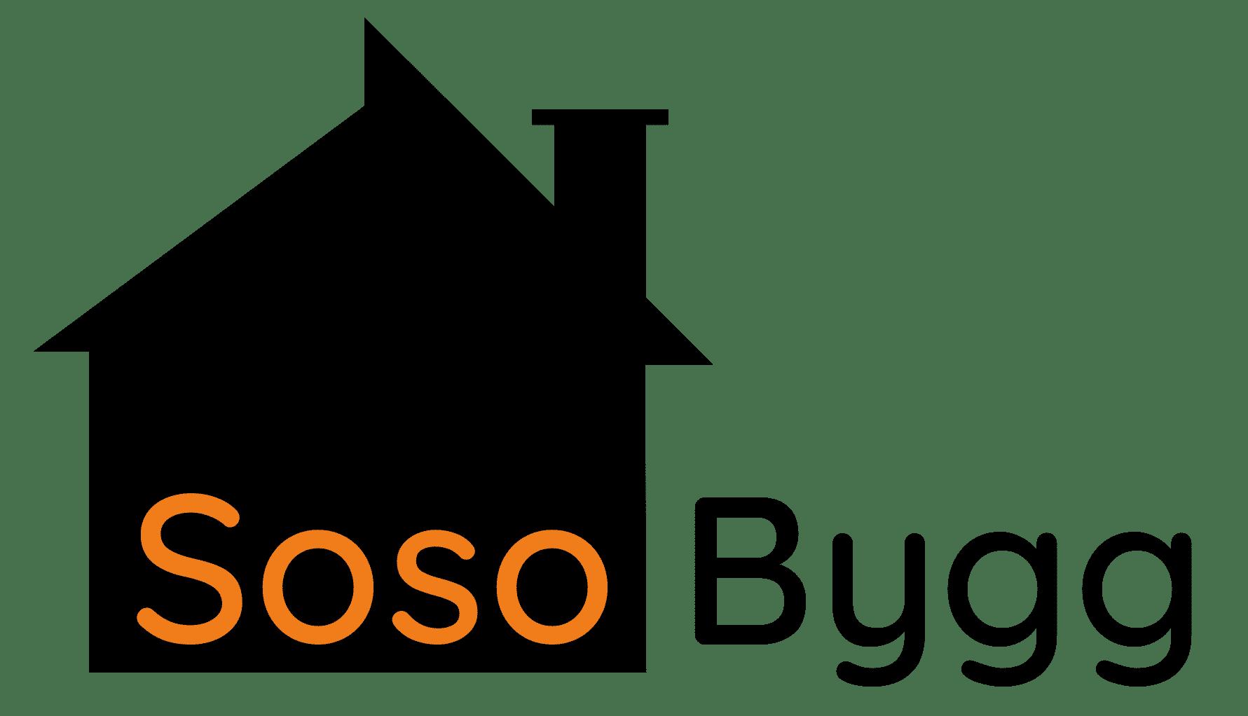 soso bygg logotyp