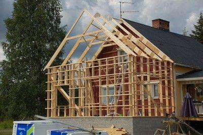 utbyggnad hus