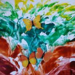 Encaustic Art with Reiki by Soul Insight