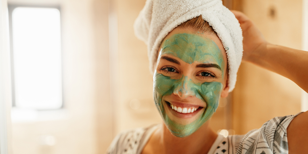 Rejuvenate your skin with natural beauty mask Living Buddha