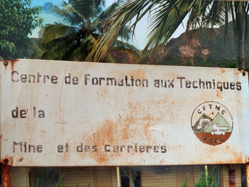 New Caledonia 2002: Developing a New Study Programme on Reclamation