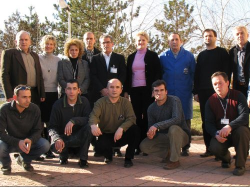 Kosovo 2007: Further Education for Trainers and Management Staff in the Mining Sector