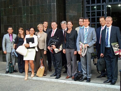 Venezuela 2009: Participating in a Business Exploration Trip with a Government Delegation of the State of Saxony-Anhalt