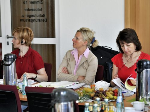 Germany 2010: Study Tour for Managerial Staff of the Ukrainian Mining Sector