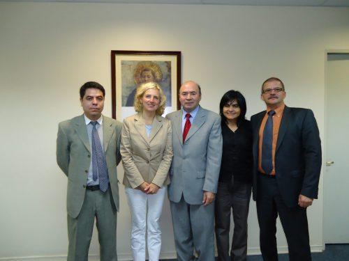 Chile 2011: Co-operation with Universidad Santo Tomás