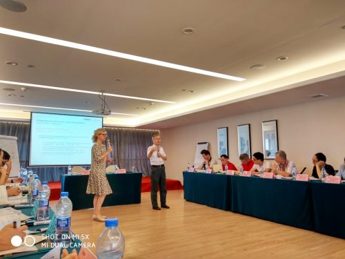 China 2018: Train-the-Trainer-Training for Vaillant China
