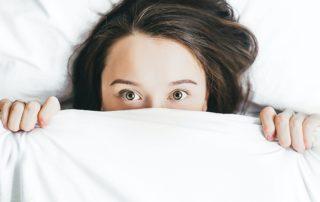 søvnbesvær og søvnproblemer og et par tips