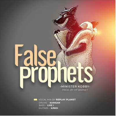 Ep: Minister Kobby Releases Not Alone & False Prophets