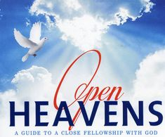 OPEN HEAVEN 14 AUGUST 2020 FRIDAY: UNDERSTANDING YOUR TIMES AND SEASONS