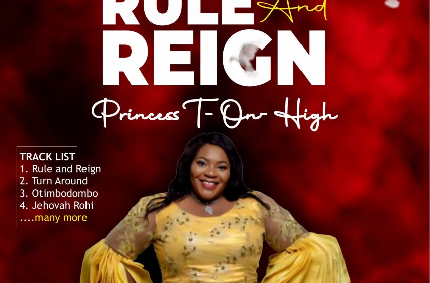 Ep: Rule And Reign – Princess T – On – High