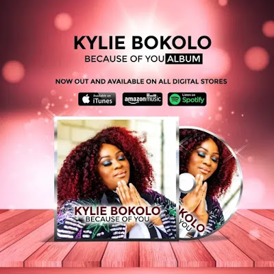 (Album) Because Of You – Kylie Bokolo