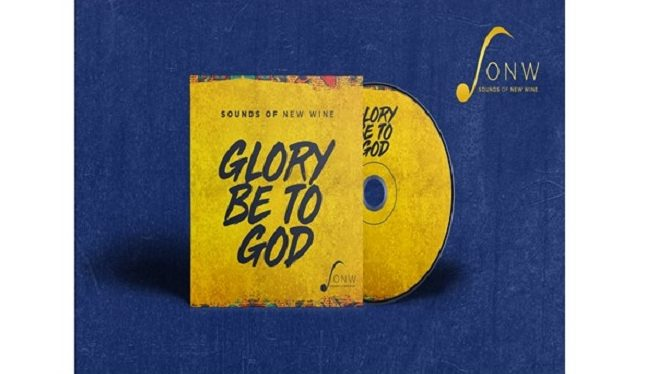 "[Music]""Glory be to God"" New Single by Sounds of New Wine"
