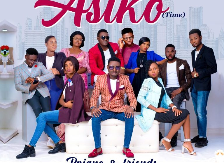 [Music]: Ppiano And Friends – ASIKO (Time)
