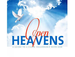 OPEN HEAVEN 24 SEPTEMBER 2020 THURSDAY: THE AGELESS GOD