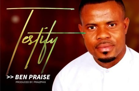 Music: Testify by Ben Praise