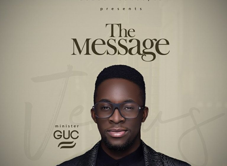 """Minister GUC Unveils Cover Art & Release Date For """"The Message"""" Album – Pre-Order Available Nov. 20th"""