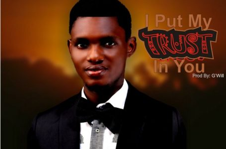 DOWNLOAD Music: Edi Daniel – I Put My Trust In You