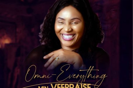 DOWNLOAD Music: Min Veepraise – Omni – Everything