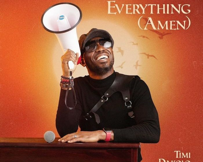 DOWNLOAD Music: Timi Dakolo – Everything Amen