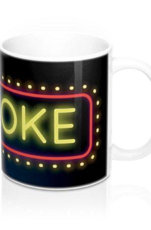 Music Themed Latte mug 8