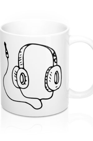I Am A DJ Mug 11oz 6