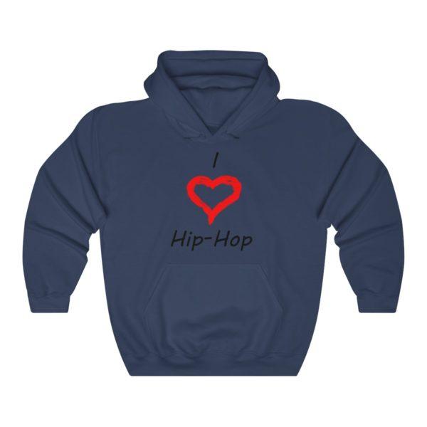 I Love Hip-Hop Unisex Heavy Blend™ Hooded Sweatshirt 10