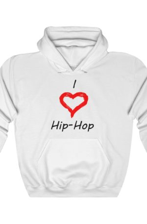 I Love Pop Unisex Heavy Blend™ Hooded Sweatshirt 18